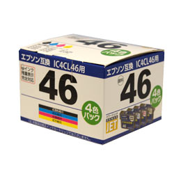 IC4CL46 互換 (顔料) 汎用インク