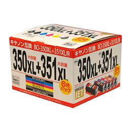 BCI-350XL+351XL/6MP 互換 汎用インク