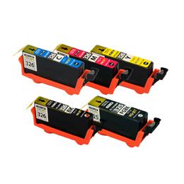 BCI-325PGBK/BCI-326BK/BCI-326C/BCI-326M/BCI-326Y/BCI-326GY リサイクルインク