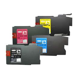 C1500BK/C1500C/C1500M/C1500Y リサイクルインク
