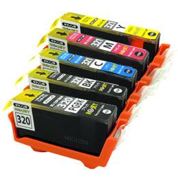 BCI-321+320/5MP リサイクルインク