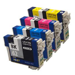 ICBK61/ICBK62/ICC62/ICM62/ICY62 リサイクルインク