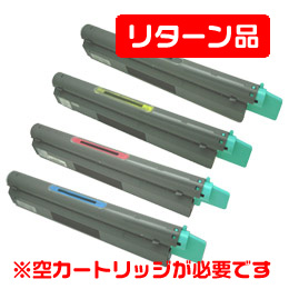 JDL3016用 BK/C/M/Y リサイクルトナー