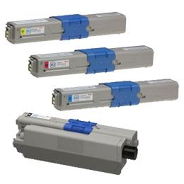 TNR-C4J K1/Y1/M1/C1 リサイクルトナー