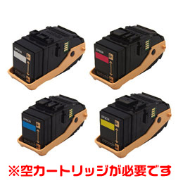 LPC3T31K/LPC3T31C/LPC3T31M/LPC3T31Y リサイクルトナー