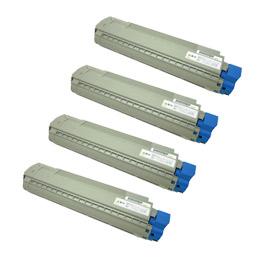 SPトナーカートリッジ C710 BK/C/M/Y リサイクルトナー / SPドラムユニット C710 BK/C/M/Y