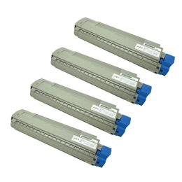 TNR-C3EK1/C3EC1/C3EM1/C3EY1 リサイクルトナー / ID-C3EK/C/M/Y リサイクルドラム