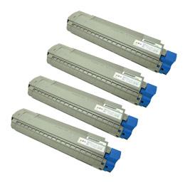 TNR-C3KK1/C3KC1/C3KM1/C3KY1 リサイクルトナー / ID-C3KK/C/M/Y リサイクルドラム