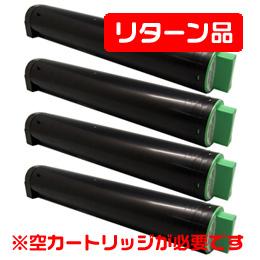 GE6-TSK-N/GE6-TSC-N/GE6-TSM-N/GE6-TSY-N 4色セット リサイクルトナー