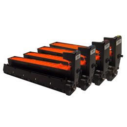 SPドラムC740 ブラック/SPドラムC740 シアン/SPドラムC740 マゼンタ/SPドラムC740 イエロー リサイクルドラム