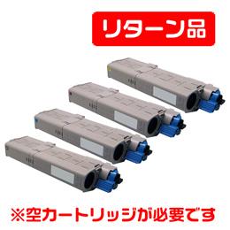 TC-C4BK2/TC-C4BC2/TC-C4BM2/TC-C4BY2 リサイクルトナー
